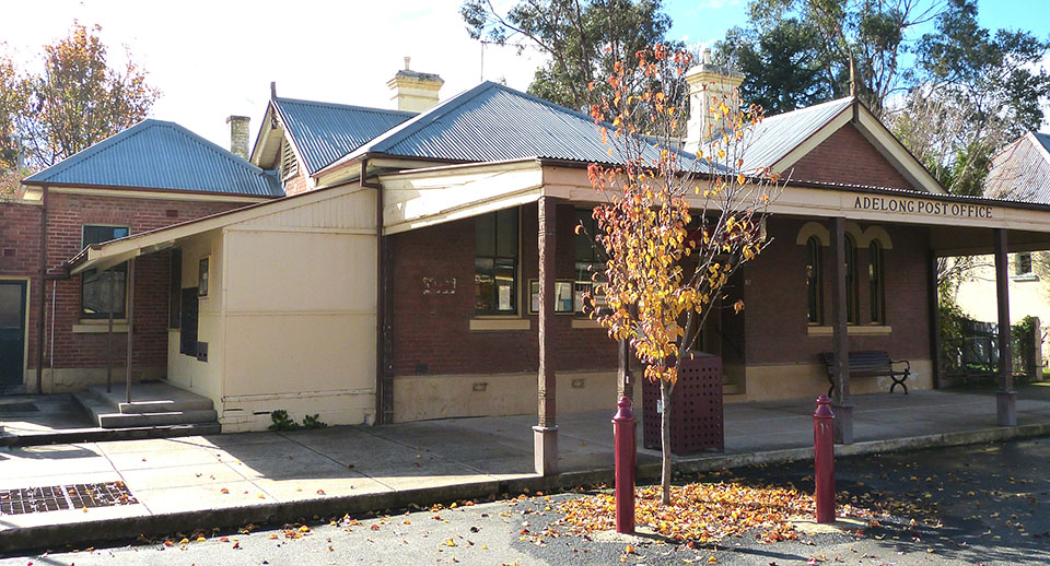 The historic Adelong Post Office has been rescued from certain closure, with postal services set to continue after a unique community buy-out of the business