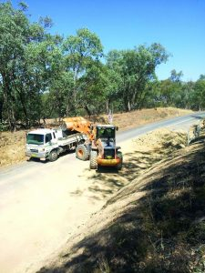 The next phase of work on the Gocup Road will begin in October.