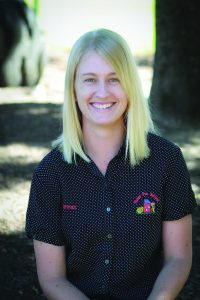Hannah Goldspink of Tumut Preschool could win $10, 000.