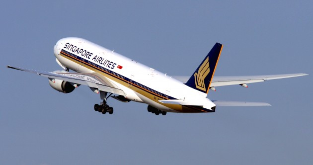 Singapore Airlines flights will connect our region with Asia and New Zealand.