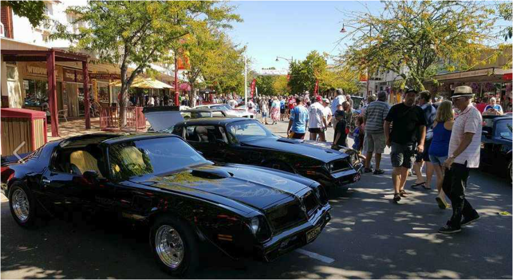 US horsepower feast in Tumut   Tumut and Adelong Times